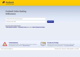 banking.postbank.de