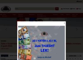 bankofalbania.org
