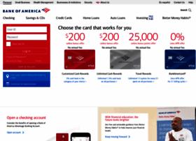 Bankofamerica.com