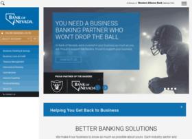 bankofnevada.com