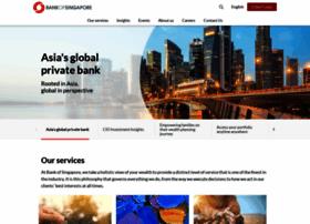 bankofsingapore.com