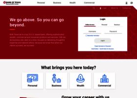 bankoftexas.com