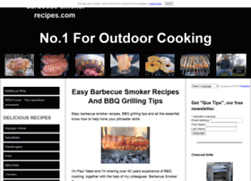 barbecue-smoker-recipes.com