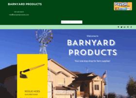 barnyardproducts.com
