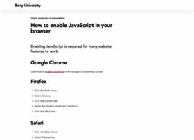 Barry.edu