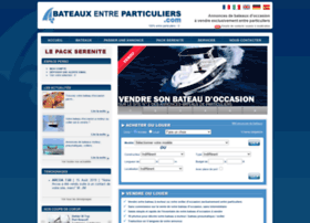 bateauxentreparticuliers.com