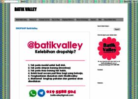 Batikvalley.blogspot.com