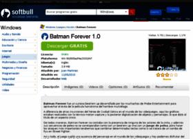 Batman-forever.softbull.com