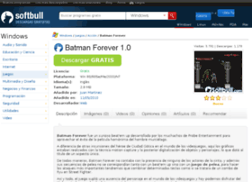 batman-forever.softbull.com