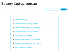 battery-laptop.com.au