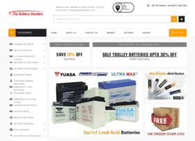 Batterymasters.co.uk