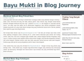 bayumukti.blogspot.com