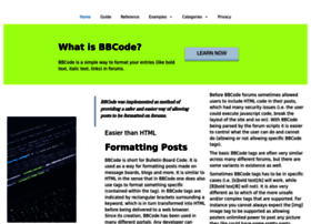 Bbcode.org