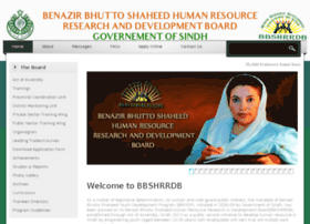 Bbsydpsindh.gov.pk