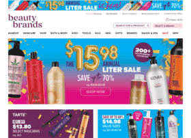 beautybrands.com