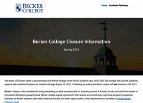 becker.edu