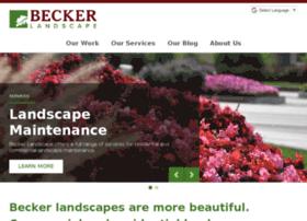 beckerlandscape.com