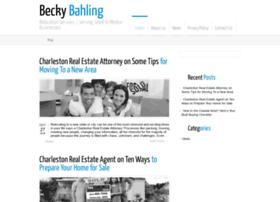 beckybahling.com