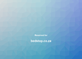 Bedstop.co.za