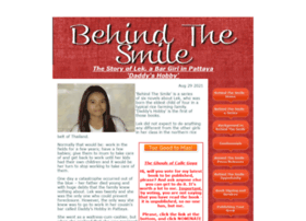behind-the-smile.org