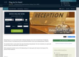 beijing-ping-an-fu.hotel-rez.com