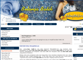 belanjabatik.com