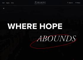 belmont.edu