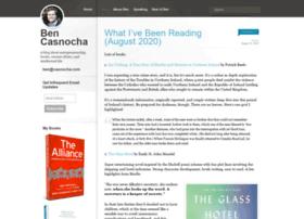 ben.casnocha.com