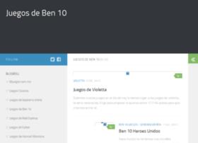 Ben10juegos.org