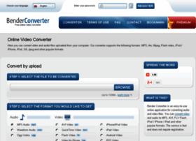 benderconverter.com