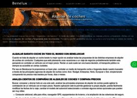 beneluxcar.com