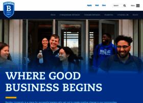 Bentley.edu
