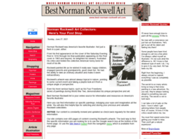 best-norman-rockwell-art.com