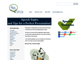 Best-speech-topics.com