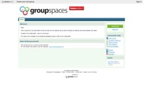 beta.groupspaces.com