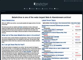 betaarchive.com