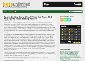 bets-unlimited.com