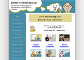 better-fundraising-ideas.com