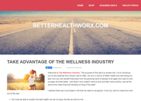 betterhealthworx.com