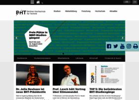 beuth-hochschule.de