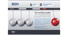 Bgh.bumeran.com.ar