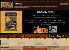 biblearchaeology.org