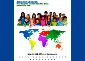 bibleforchildren.org