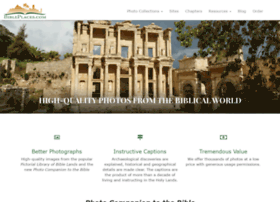 bibleplaces.com