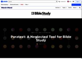 biblestudymagazine.com