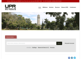 biblioteca.uprrp.edu