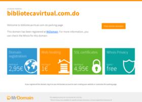 bibliotecavirtual.com.do