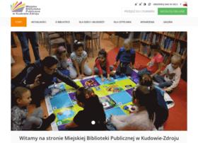 Biblioteka.kudowa.pl