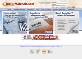 bidformaterials.com