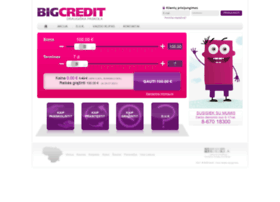bigcredit.lt